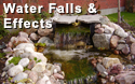 Photo link button for the Water Falls & Water Effects Gallery from Ashbury Landscaping & Consulting in Ottawa, Ontario