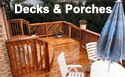 Photo link button for the Decks & Porches Gallery from Ashbury Landscaping & Consulting in Ottawa, Ontario