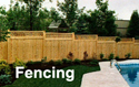 Photo link button for the Fencing Gallery from Ashbury Landscaping & Consulting in Ottawa, Ontario