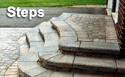 Photo link button for the Steps Gallery from Ashbury Landscaping & Consulting in Ottawa, Ontario
