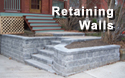 Photo link button for the Retaining Walls Gallery from Ashbury Landscaping & Consulting in Ottawa, Ontario
