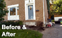 Photo link button for the Before & After Gallery from Ashbury Landscaping & Consulting in Ottawa, Ontario